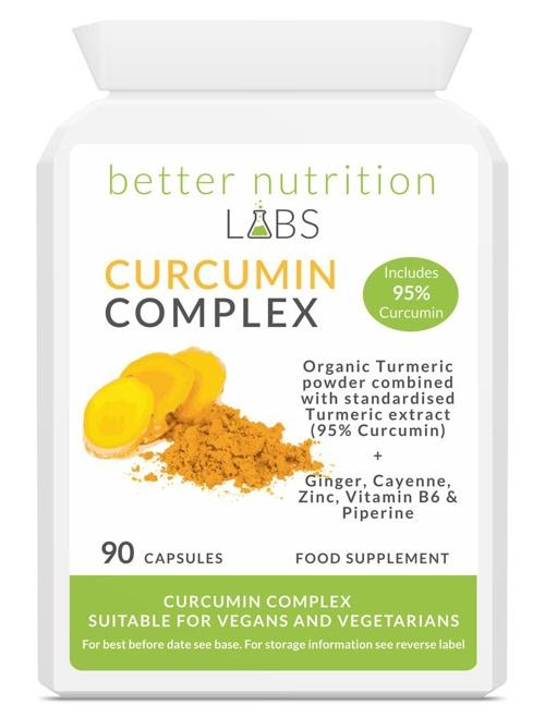 Curcumin Complex - Curcumin Complex