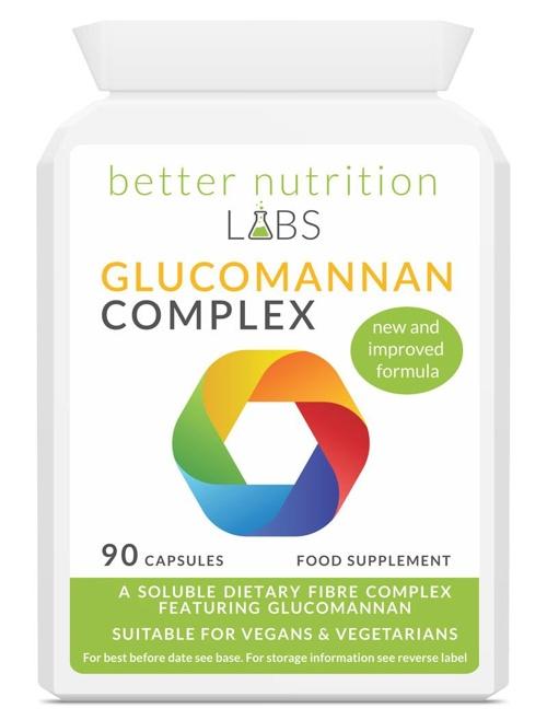 Glucomannan Complex - Glucomannan Fiber Complex