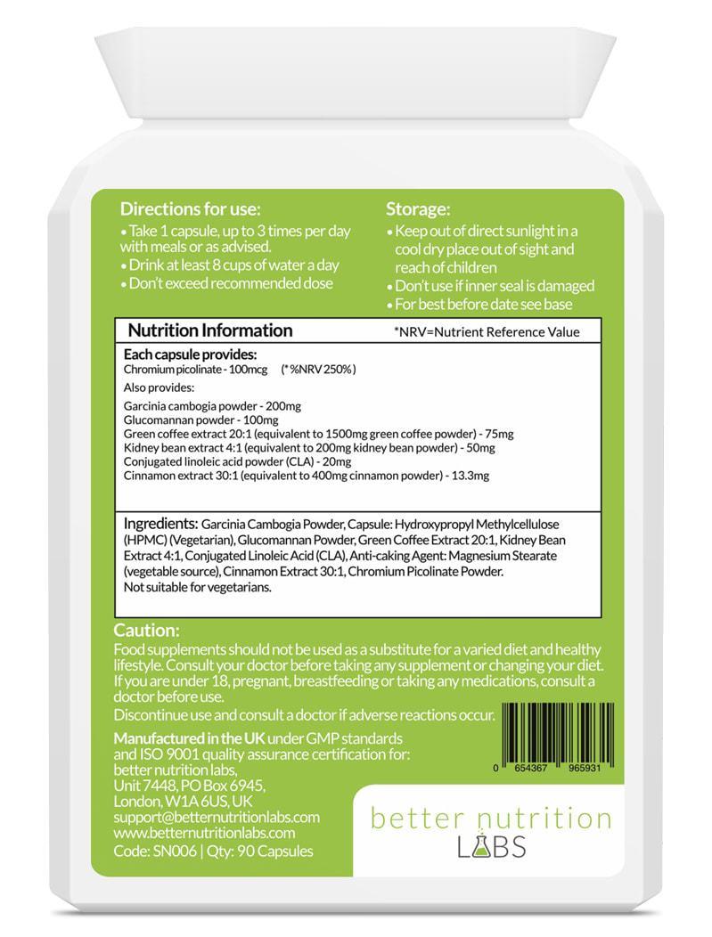 Garcinia Cambogia Complex Supplement