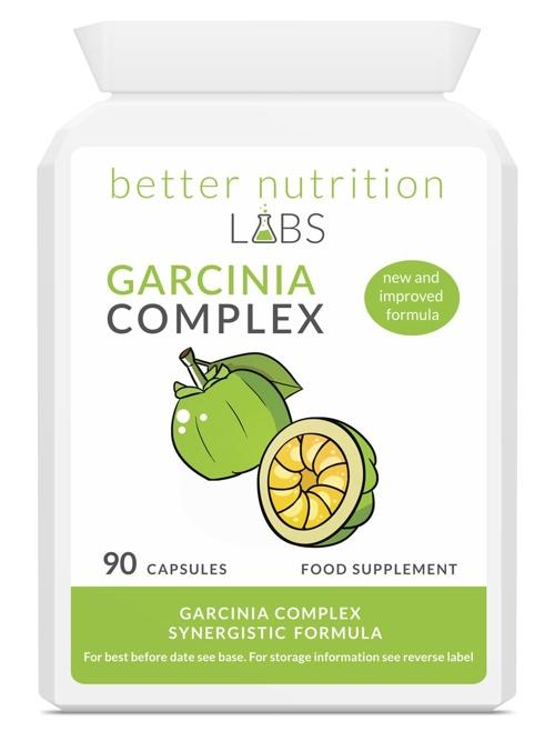 Garcinia Complex - Garcinia Cambogia Complex
