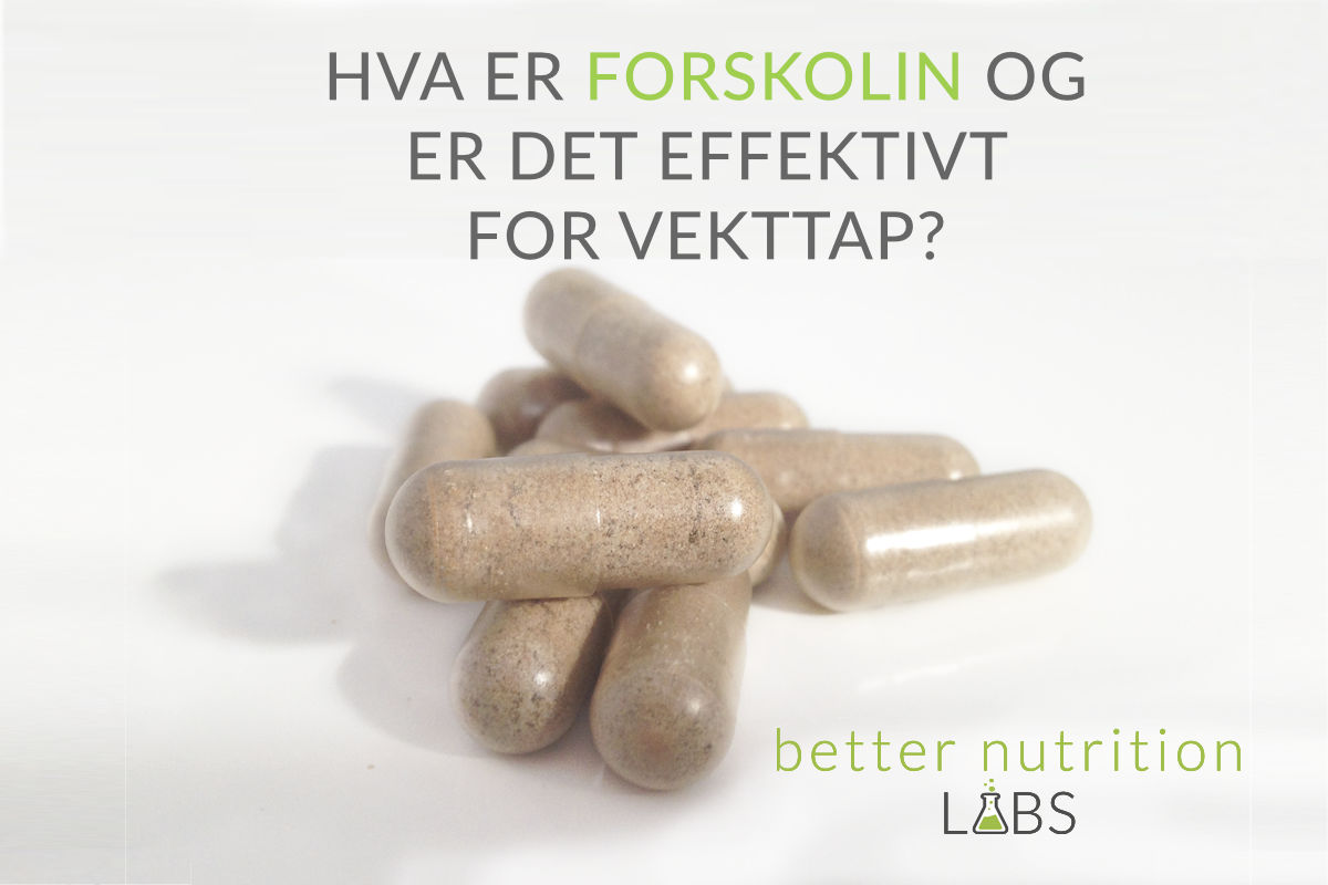 what is forskolin and is it effective NB - Hva er Forskolin og er det effektivt for vekttap?