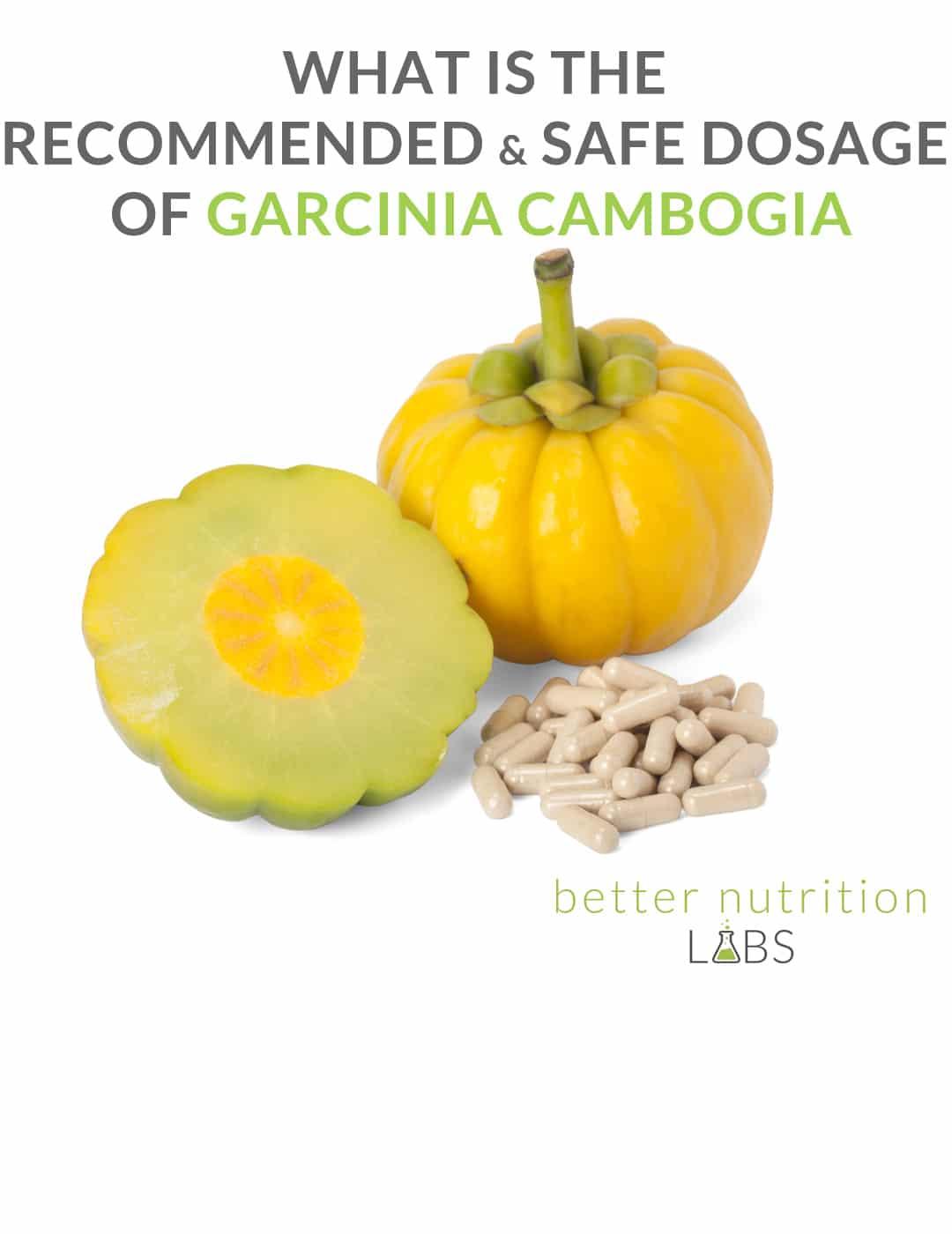 can i take garcinia cambogia without food