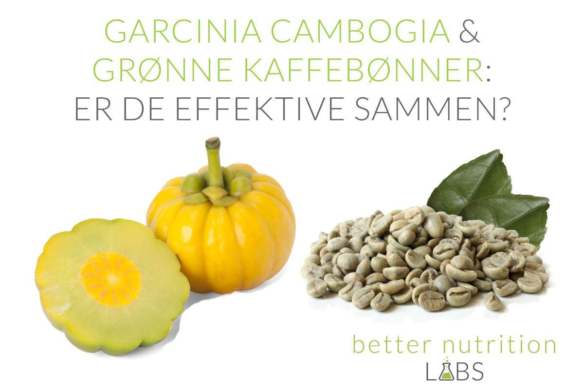 garcinia cambogia green coffee winning combo NB - Garcinia Cambogia & Grønne Kaffebønner: Er de effektive sammen?