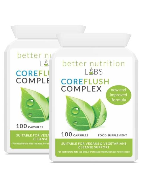 2X CoreFlush Complex - CoreFlush Complex - Oferta 2 meses