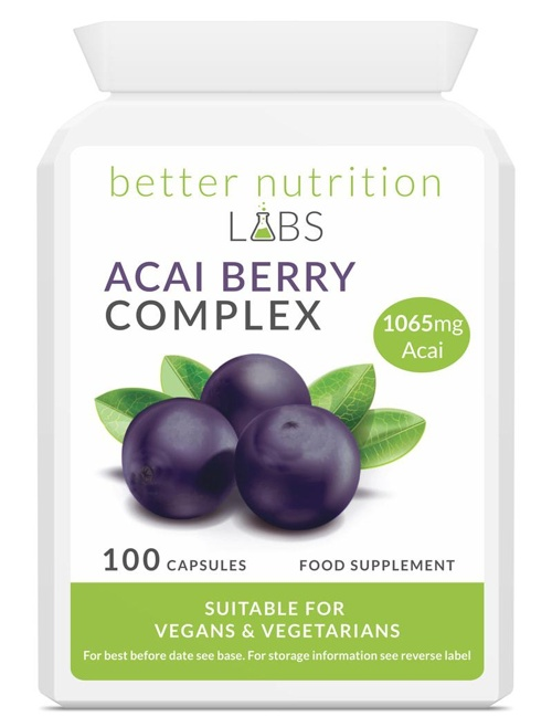Acai Berry Complex - Acai Berry Complex (Acai Bär)