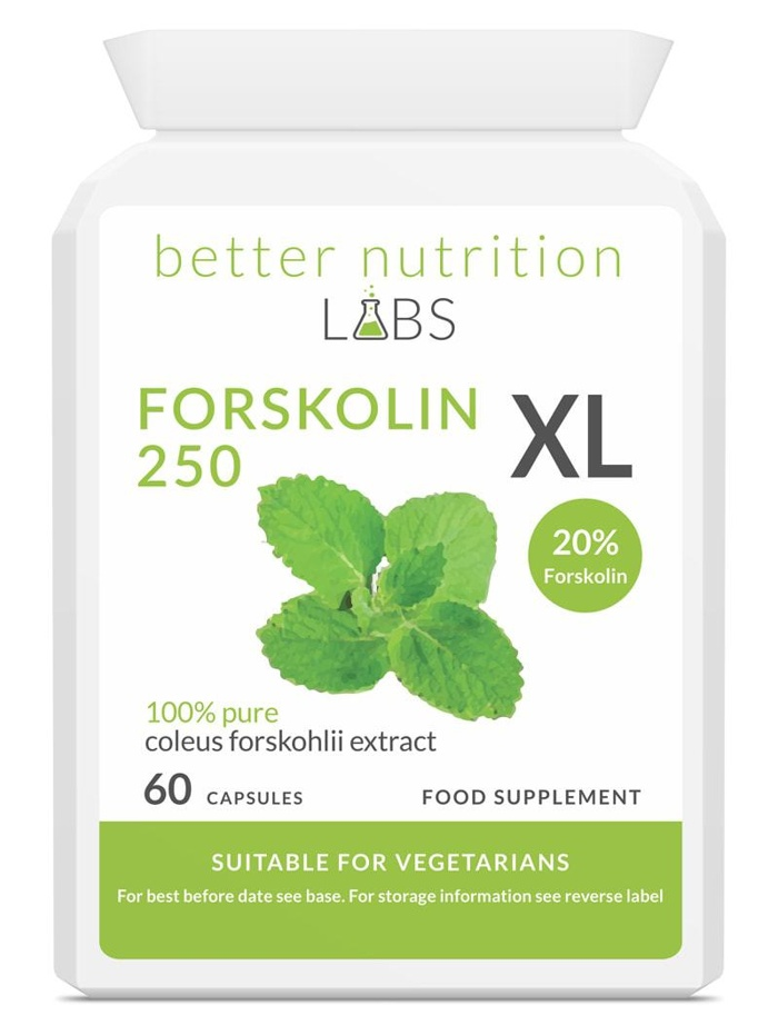 Forskolin XL - Forskolin 250 XL