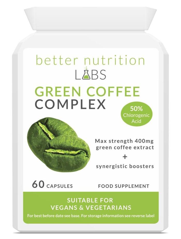 Green Coffee Complex - Green Coffee Complex (Grøn kaffe)