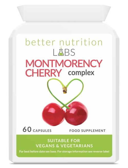 Montmorency Cherry Complex - Montmorency Cherry Complex (surkörsbär)