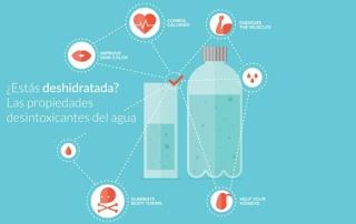 are you dehydrated the detoxifying properties of water ES - ¿Estás deshidratada? Las propiedades desintoxicantes del agua